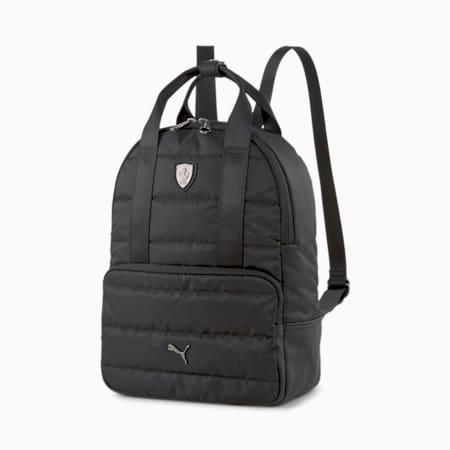 Ferrari SPTWR Women's Backpack, Puma Black, small-IND