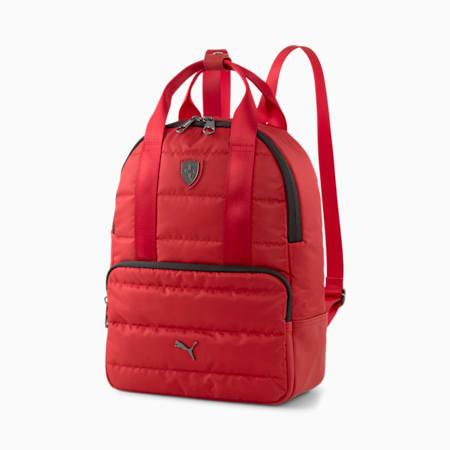 Scuderia Ferrari SPTWR Women's Backpack, Rosso Corsa, small