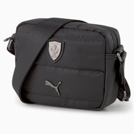 Scuderia Ferrari SPTWR Women's Shoulder Bag, Puma Black, small