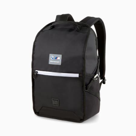 BMW M Motorsport Backpack, Puma Black, small-GBR