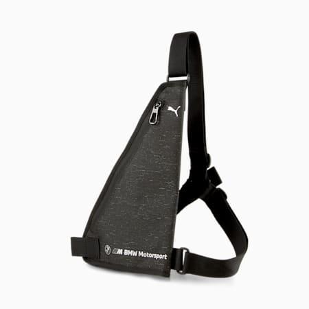 BMW M Motorsport RCT Body Portable Bag, Puma Black, small-SEA
