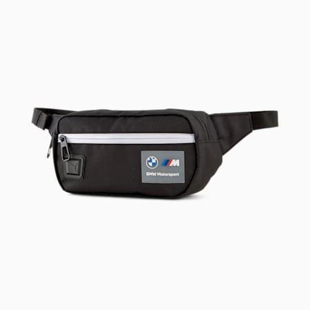 BMW M Motorsport Waist Bag, Puma Black, small-GBR
