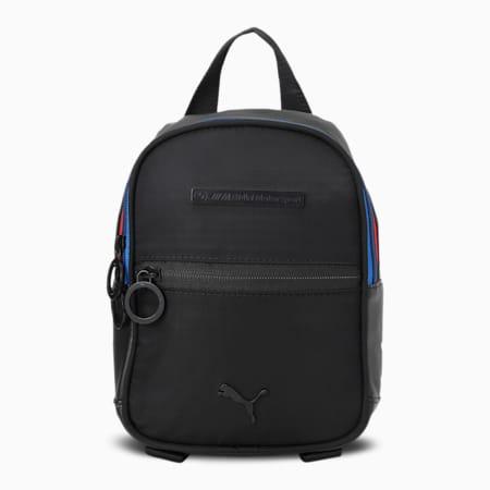 BMW M Motorsport Women's Mini Backpack, Puma Black, small-IND