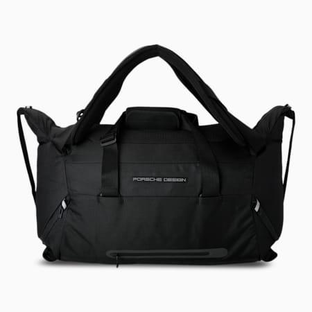 Porche Design Unisex Duffle Bag, Jet Black, small-IND