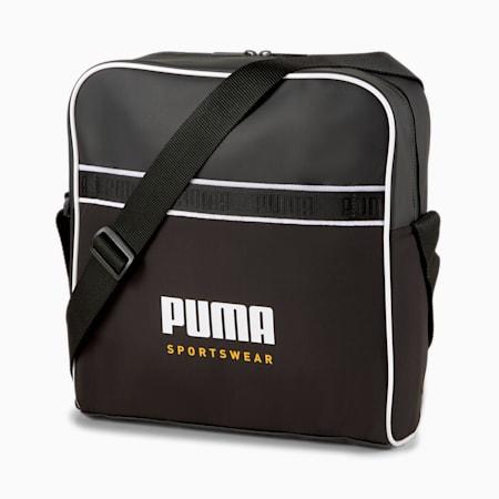 Bolso de viaje Campus, Puma Black, pequeño