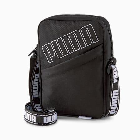 EvoEssentials Compact Portable Bag, Puma Black, small-SEA