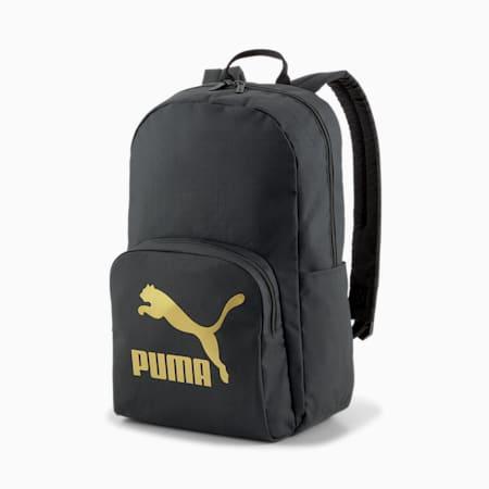 Mochila urbana Originals, Puma Black, pequeño