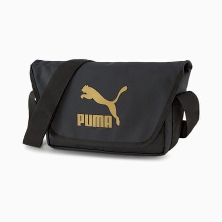 Originals Mini Messenger Bag, Puma Black, small-SEA