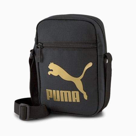 Originals Compact Portable Shoulder Bag, Puma Black, small-GBR