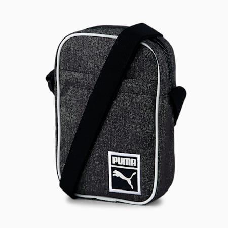 Originals Futro Portable Shoulder Bag, Puma Black, small-SEA