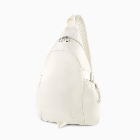 Infuse Slim Sling Women's Bag, Ivory Glow, small