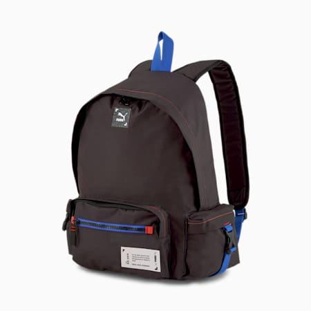 RE.GEN Backpack, Puma Black-Future Blue-Grenadine, small