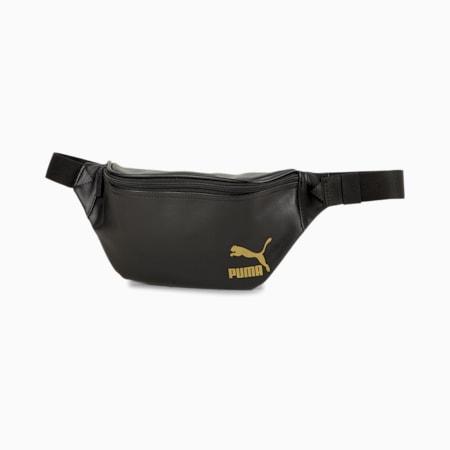 Originals PU Waist Bag, Puma Black, small-SEA