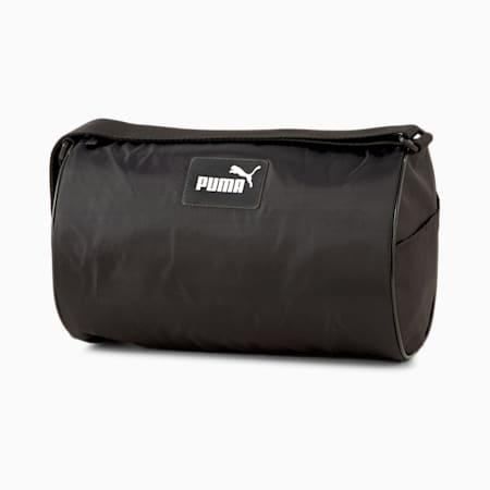 Core Pop Women's Barrel Bag, Puma Black, small-IND