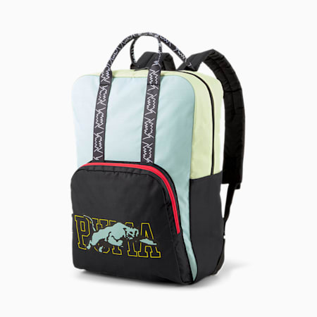 Basketball Backpack, Puma Black, small-GBR