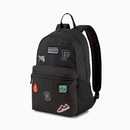 Patch Backpack, Puma Black, small