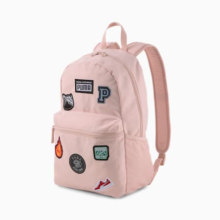 Patch Backpack, Lotus, small