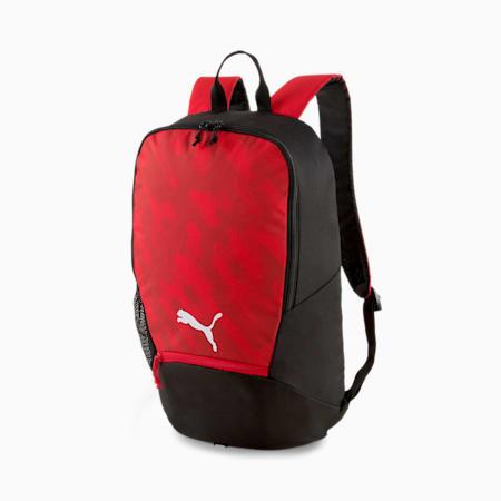 individualRISE Unisex Backpack, Puma Red-Puma Black, small-IND