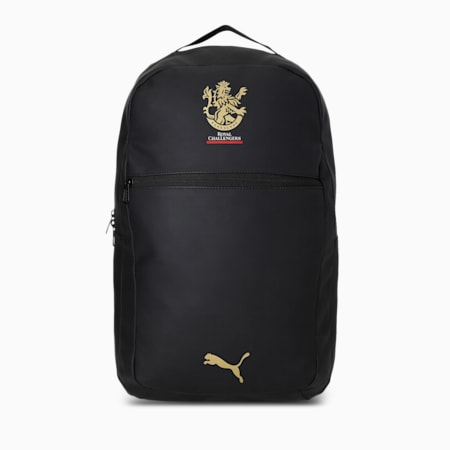 Royal Challengers Bangalore Fanwear  Backpack, Flame Scarlet, small-IND