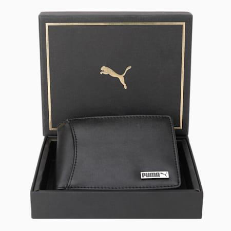 PUMA Core Unisex Wallet, Puma Black, small-IND