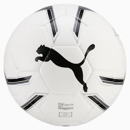 プーマPTRG 2 HYB ボール J, Puma White-Puma Black-Silver, small-JPN