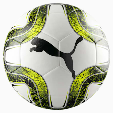 FINAL 5 Hard Ground Football, White-Lemon Tonic-Black, small-IND