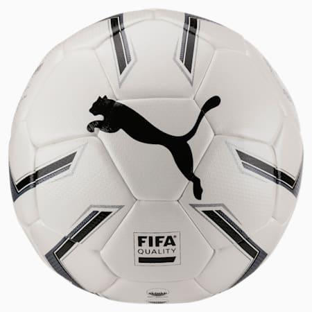 プーマエリート 2.2 HYB サイズ4 (FIFA QUALITY) ボール J, White-Black-Silver, small-JPN