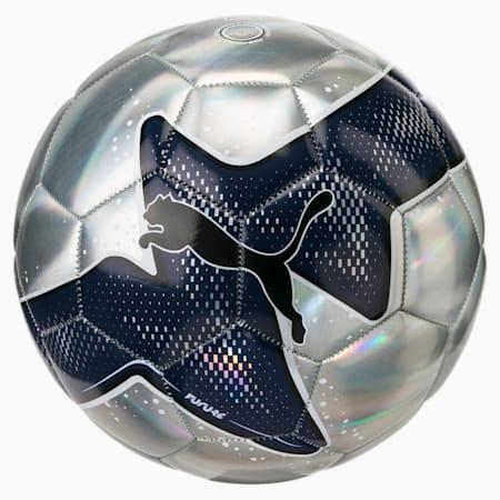 FUTURE Pulse ball, Silver-Peacoat-Puma Black, small