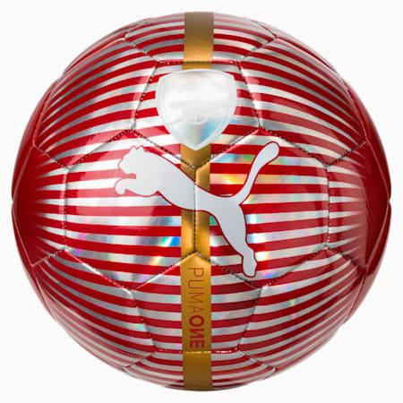 Arsenal FC PUMA ONE Ball, Chili Pepper, small