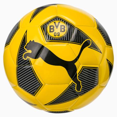 BVB Fan Ball, Cyber Yellow-Puma Black, small