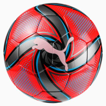 FUTURE Flare Football, Red Blast-Bleu Azur-Black, small-IND