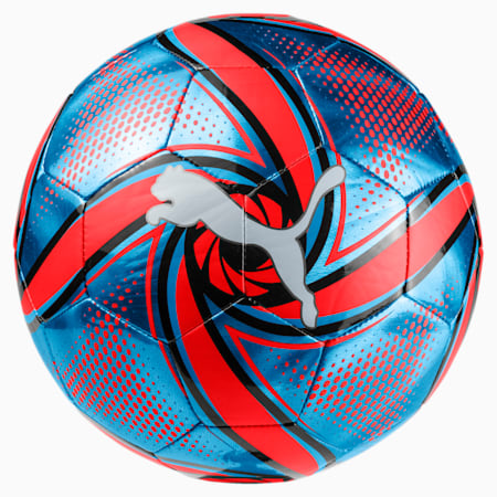 Ballon FUTURE Flare, Bleu Azur-Red Blast-Black, small