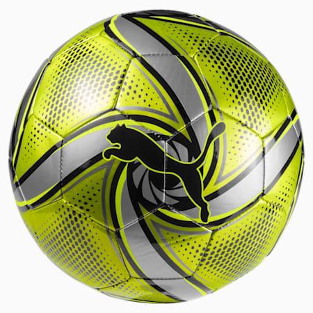 FUTURE Flare Ball, Fluo Yellow-Black-Silver, small