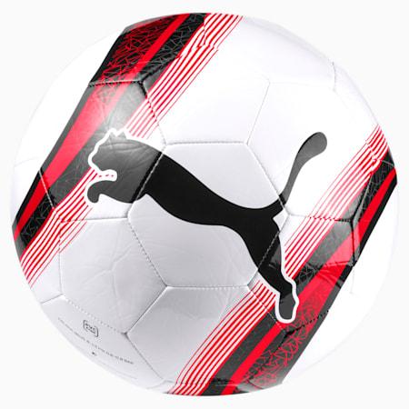 PUMA Big Cat 3 Training Football, White-Red-Black, small-SEA