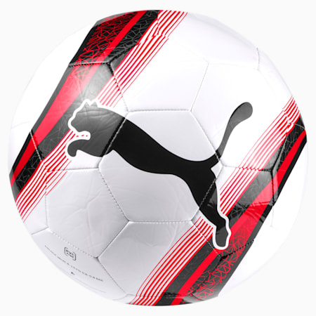PUMA Big Cat 3 Training Football, Puma White-Puma Red-Puma Black, small-SEA