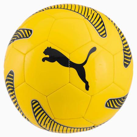 Big Cat Mini Football, ULTRA YELLOW-Puma Black, small-SEA