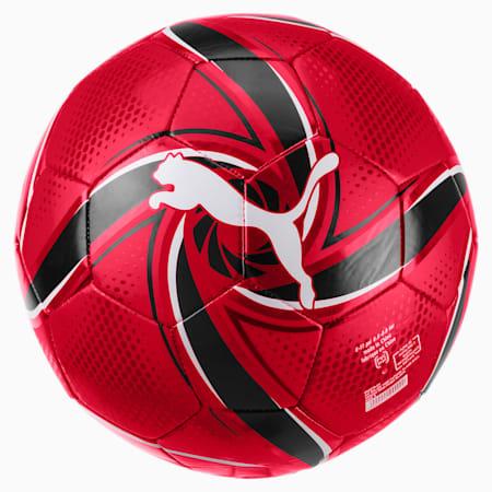 AC Milan FUTURE Flare Ball, Tango Red -Puma Black, small