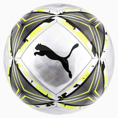 FtblNXT SPIN Football, Silver-Fizzy Yellow-Black, small-SEA