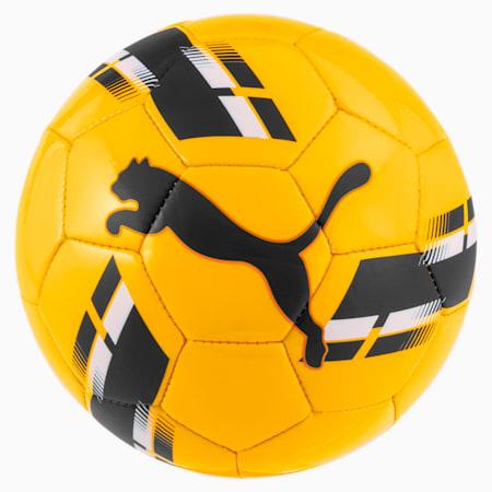 SHOCK Mini Soccer Ball, ULTRA YELLOW-Black-Orange, small