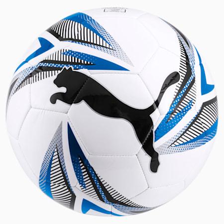ftblPLAY Big Cat Football, White-Black-Electric Blue, small-SEA