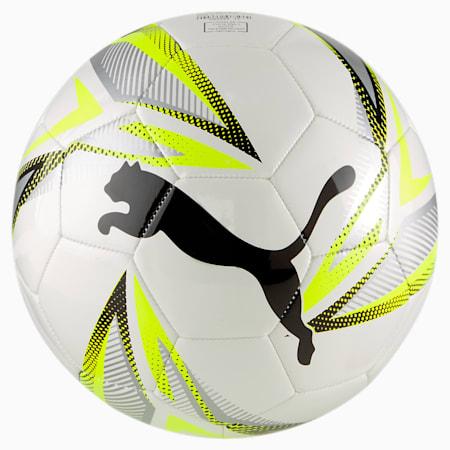 ftblPLAY Big Cat Football, Puma White-Yellow Alert-Puma Black, small