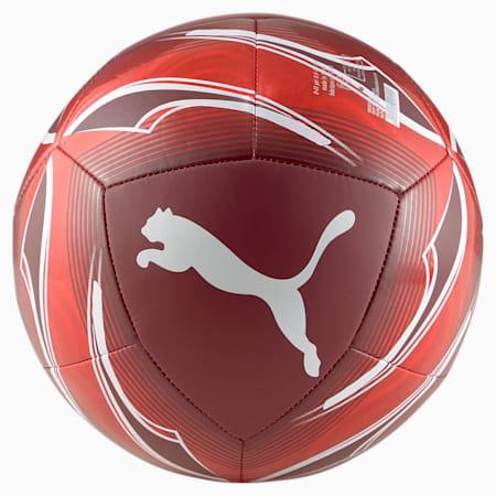 Schweiz Icon Fußball, Puma Red-Pomegranate, small