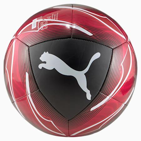 Ballon de foot Österreich Icon, Chili Pepper-Puma Black, small