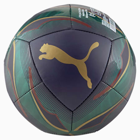 Italia Icon Mini Football, Ponderosa Pine-Peacoat, small