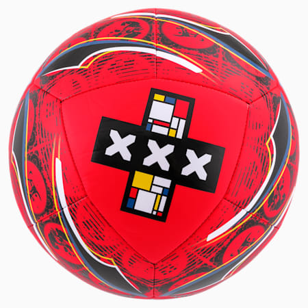 Influence Pack Football, Puma Red-Puma White-AMS, small