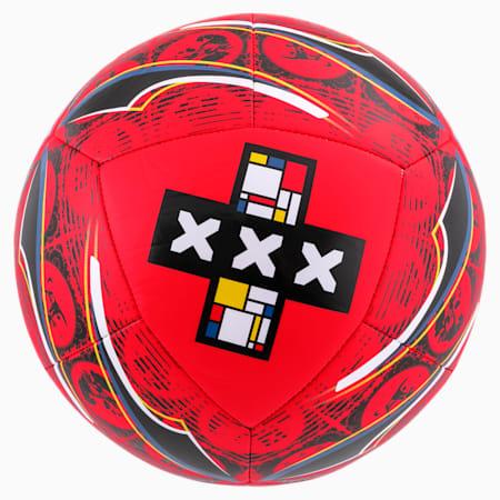 Pallone da football New York della linea Influence, Puma Red-Puma White-AMS, small