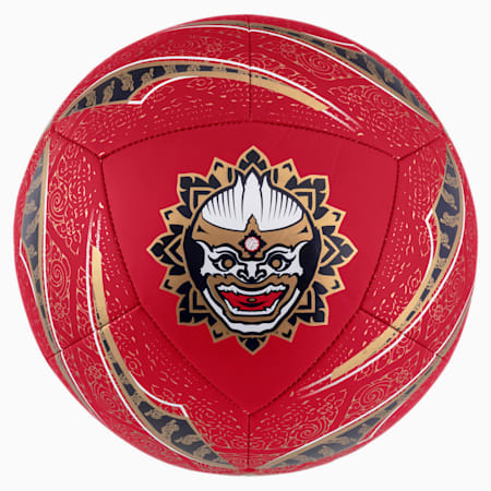 City Influence Pack Fußball, Chili Pepper-Gold-BKK, small