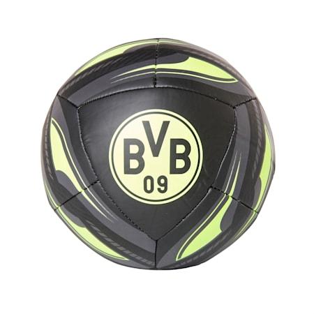 BVB Icon 트레이닝 축구공/BVB Puma ICON ball, Puma Black-Safety Yellow, small-KOR