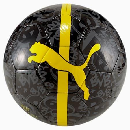 BVB ftblCore Fan Ball, Puma Black-Cyber Yellow, small