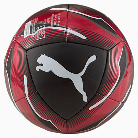 ACM 푸마 아이콘 미니 볼/ACM Puma ICON mini Ball, Puma Black-Tango Red, small-KOR